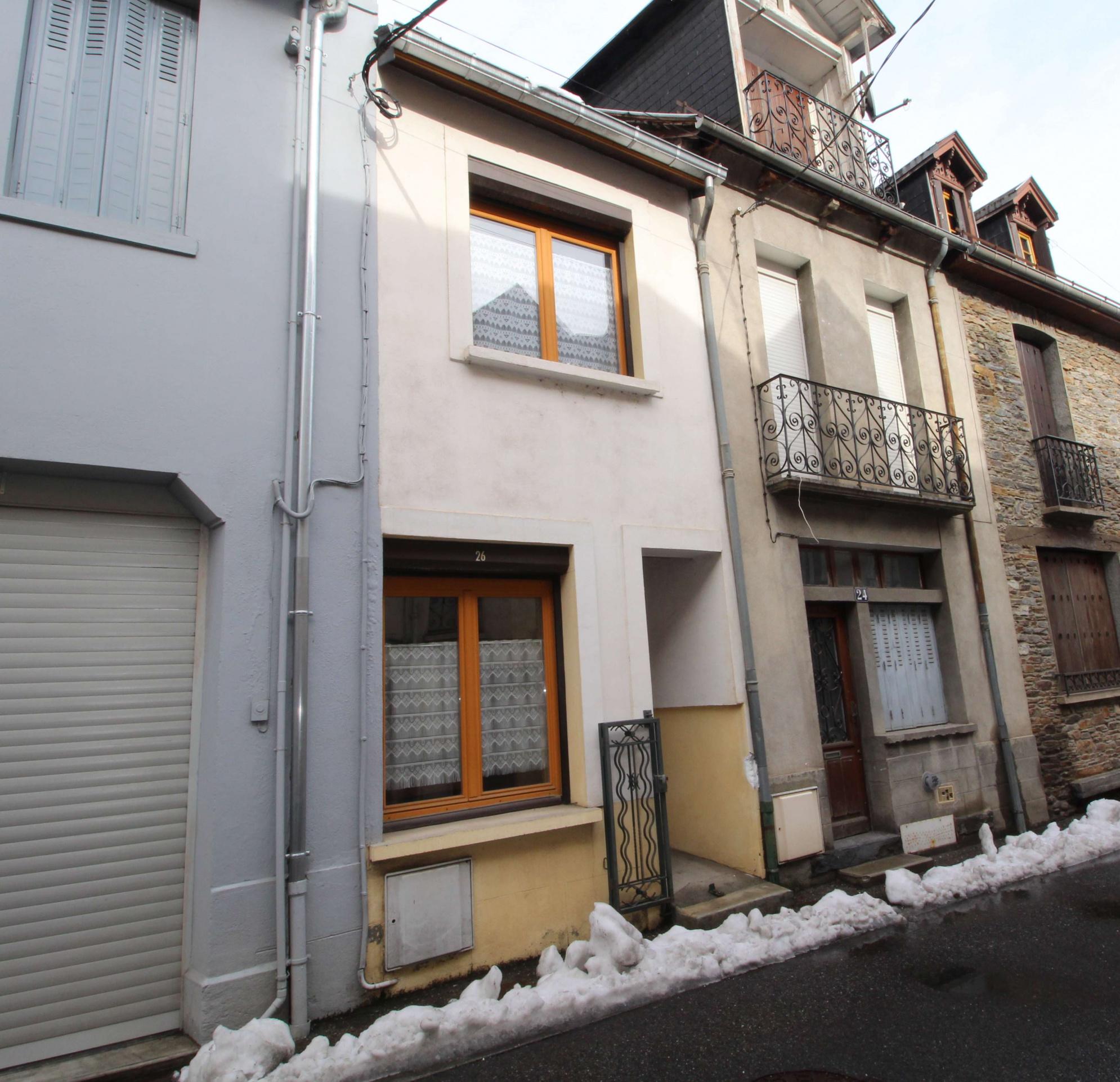 maison 4 pièce(s) - Centre ville