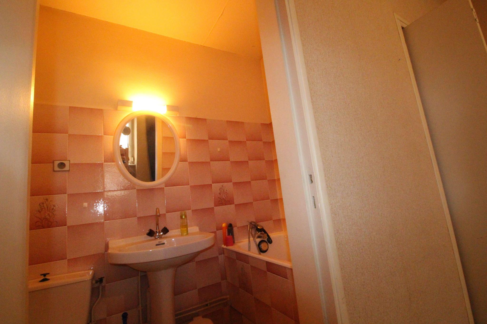 appartement 1 pièce(s) - Centre ville