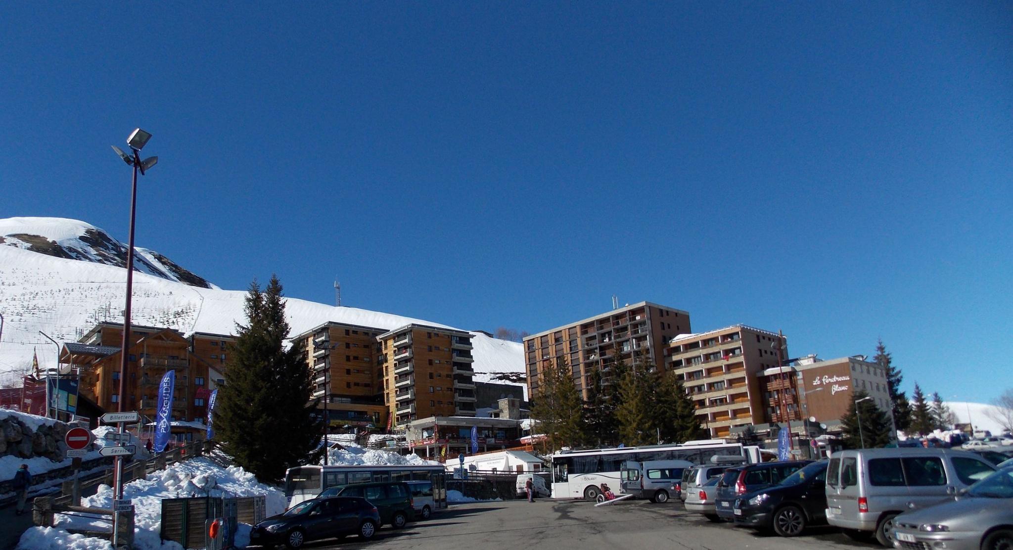 appartement 1 pièce(s) - Station de ski peyragudes