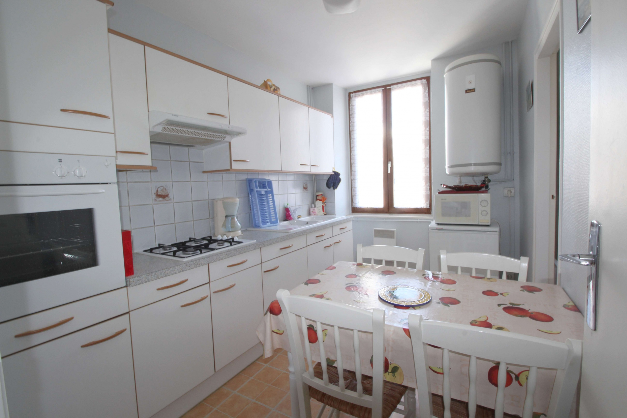 appartement 3 pièce(s) - Centre ville