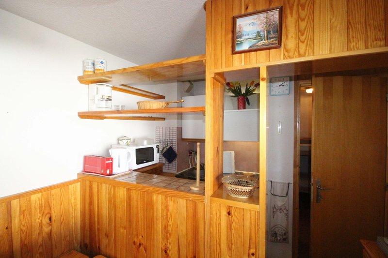 appartement 2 pièce(s) - Station de ski superbagneres